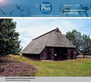 Newsletter Natur Plus des Landkreis Harburg