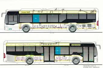 Bis zum 28. Februar Gestaltungsideen für unseren Naturparkbus einreichen!