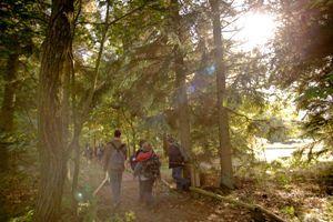 Naturpark-Klassenziele für Schulen