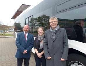 Gestaltungsentwürfe für den neuen Naturparkbus gesucht