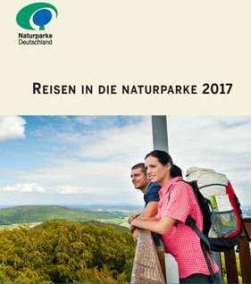 Paradiesisch gut! - Reisen in die Naturparke 2017