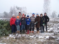 Gruppenbild Saitenwind