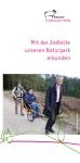 Titelblatt des Flyers Joëlette